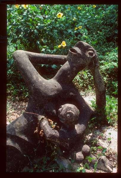 Modern sacred Yoruba art