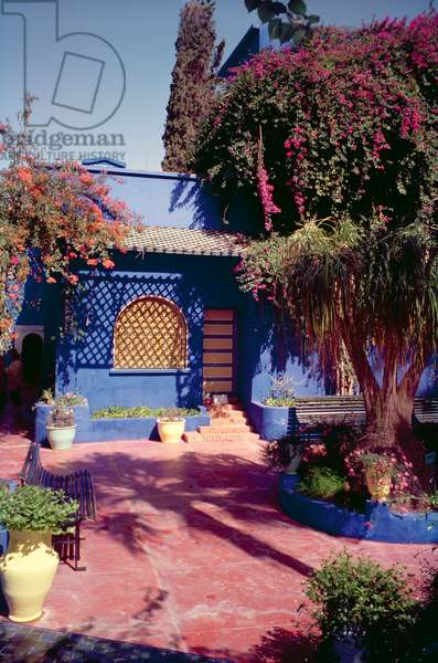 Jardin Majorelle (photo)