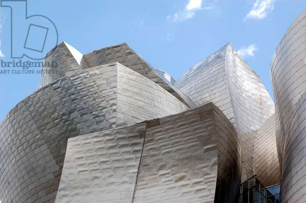 Guggenheim Museum, Bilbao, Spain (photo)