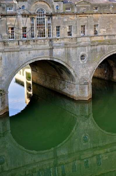 Pulteney Bridge, Bath (photo)