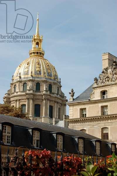 Les Invalides, Paris, France (photo)
