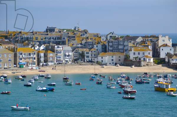 St. Ives, Cornwall (photo)