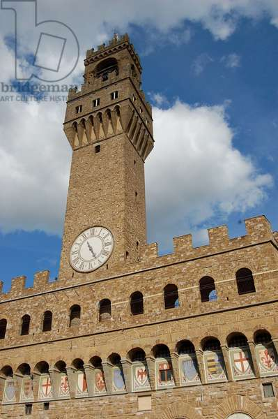 Palazzo Vecchio, Florence, Italy (photo)