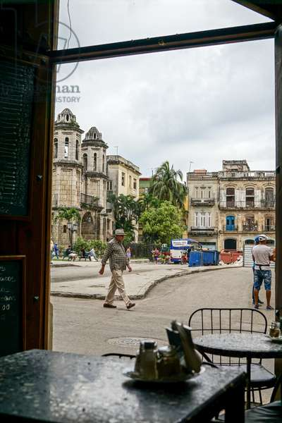 Plaza del Cristo, Havana, Cuba (photo)