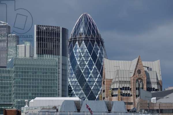 The City, London, UK (photo)