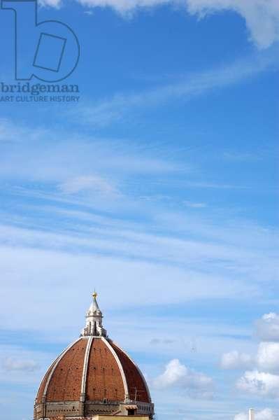 The Dome of Santa Maria del Fiore, Florence, Italy (photo)