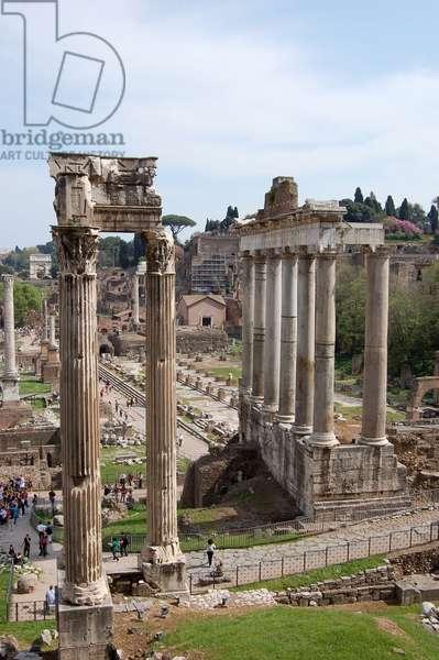 Roman Forum, Rome, Italy (photo)