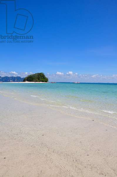 Tup Island, Krabi, Thailand (photo)