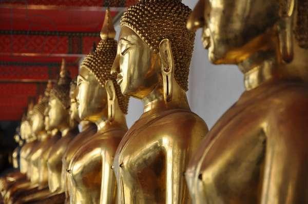 Wat Pho, Bangkok, Thailand (photo)