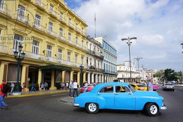 Hotel Inglaterra, Havana, Cuba (photo)
