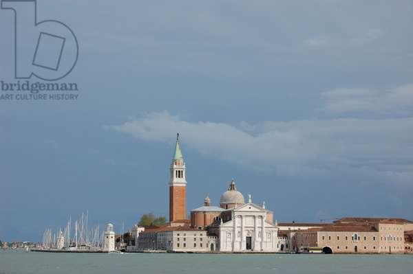 San Giorgio Maggiore, Venice, Italy (photo)