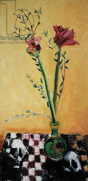 Still Life, 2004 (oil on canvas)