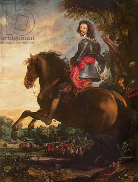 Duc d'Arenberg (oil on canvas)