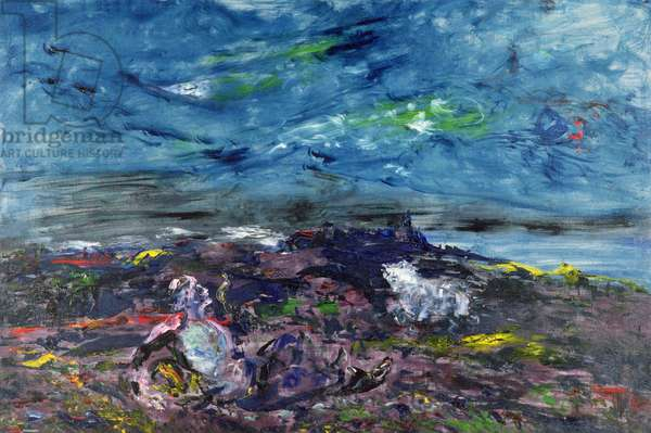 There is No Night, 1949 (oil on canvas)