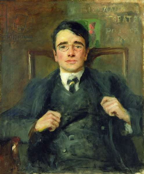 William G. Fay, 1904 (oil on canvas)