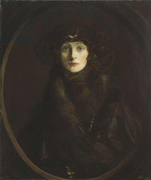 Hazel Lavery, 1906 (oil on canvas)
