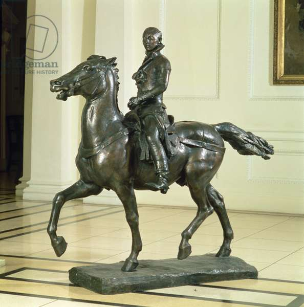 General Jean Lafayette, 1984 (bronze)