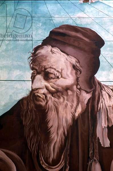 Nostradamus, 1503-66, Salon de Provence. Seer