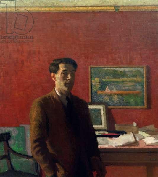 Self Portrait, 1948 (oil on canvas)