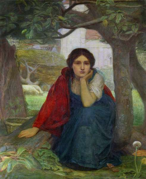 Jeanne D'Arc of Domremy, 1901