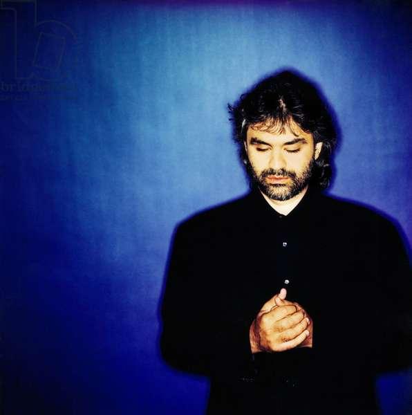 Andrea Bocelli - portrait