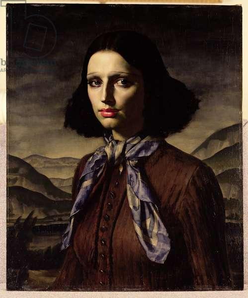 Dorette, 1933 (panel)