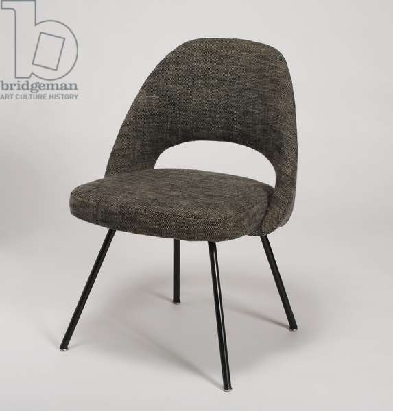 Chair (pine, steel & nylon)