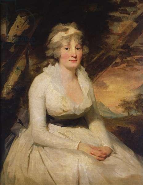 Helen Boyle, Mrs. Thomas Mure (d.1805) (oil on canvas)