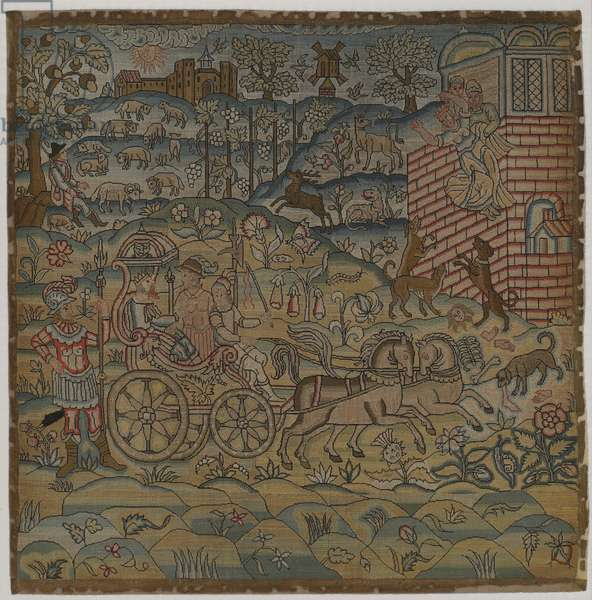 The Death of Jezebel (tapestry)
