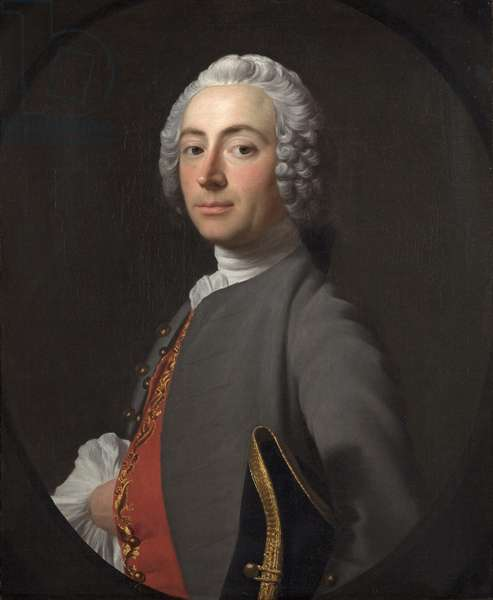 John Sargent the Younger, 1749 (oil on canvas)