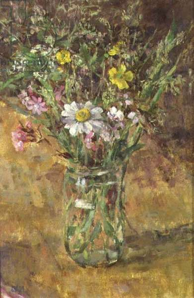 Wild Flowers and Grasses