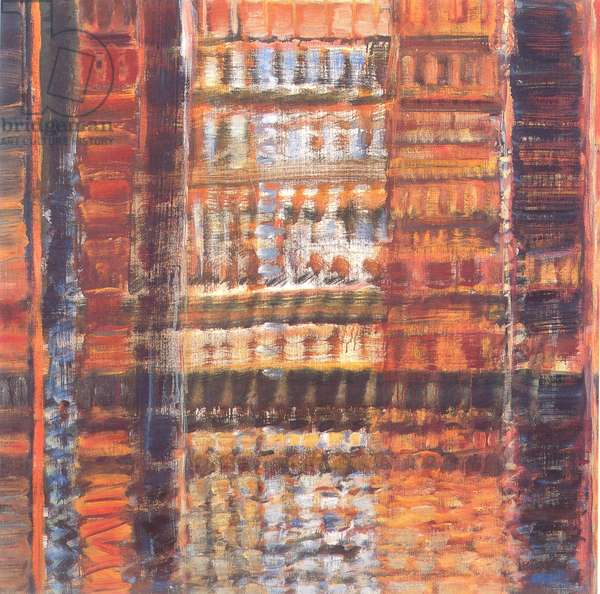 Grand Canal No.8, 2002-03 (oil on canvas)
