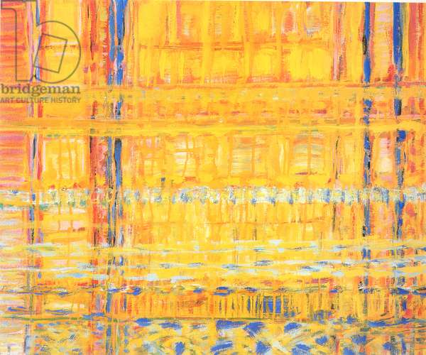 Grand Canal Series No.9, 2002-03 (oil on canvas)