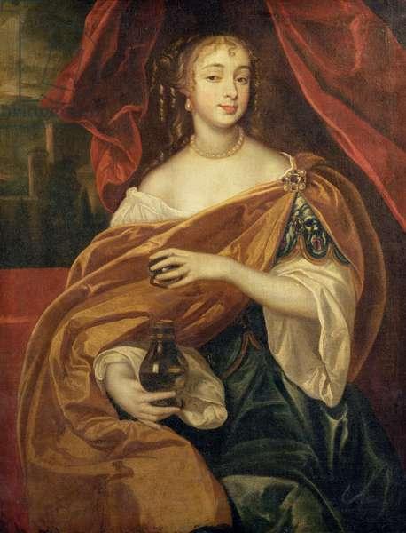Portrait of Barbara Villiers, Duchess of Cleveland (1640-1709)