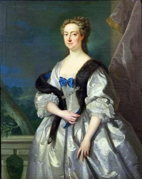 Portrait of Maria Skerret, second wife of Sir Robert Walpole