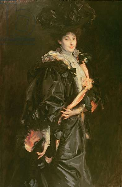 Portrait of Lady Sassoon, 1907
