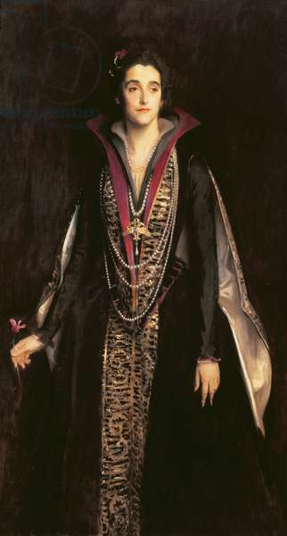 Portrait of the Marchioness of Cholmondeley