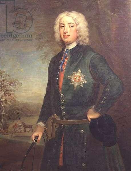 Portrait of Lord Robert Walpole, son of Sir Robert Walpole (1676-1745)