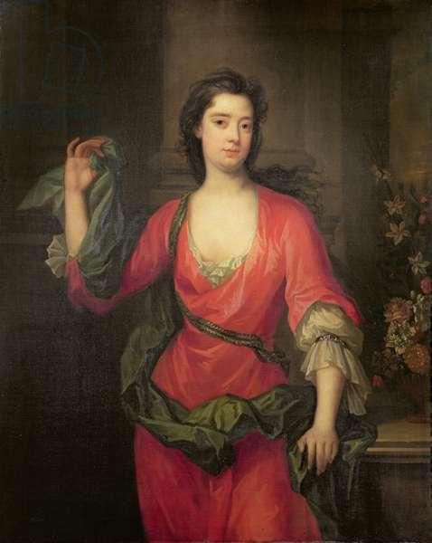 Portrait of Catherine, Lady Walpole (oil on canvas)