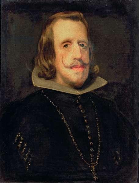 Portrait of Philip IV of Spain (1605-65)