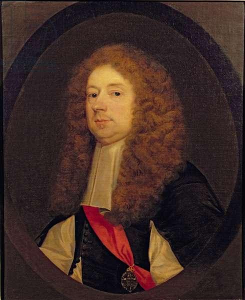 Portrait of Sir Edward Walpole, grandfather of Sir Robert Walpole (1676-1745)