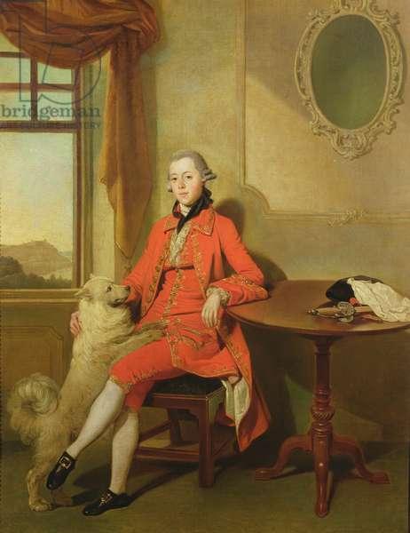 Portrait of R.H.A. Bennett Esq. of Northcourt, Beckenham, Kent