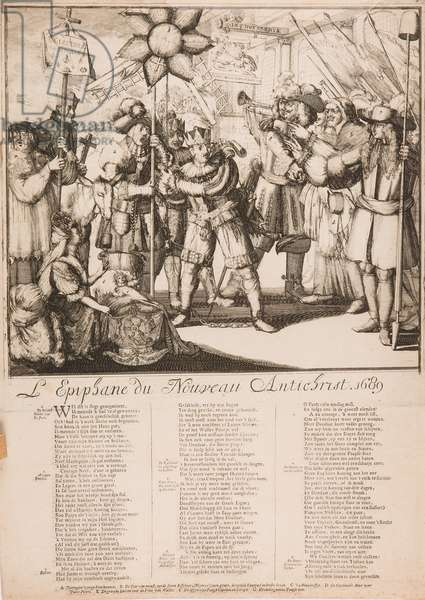 L'Epiphane du Nouveau Antichrist, 1689