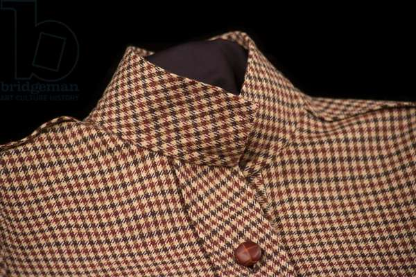 Diana, Princess of Wales tweed jacket, 1981 (checked tweed)
