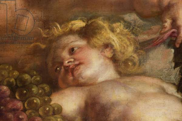 The Rubens Ceiling, Banqueting House, Whitehall, c.1629-34 (oil on canvas)