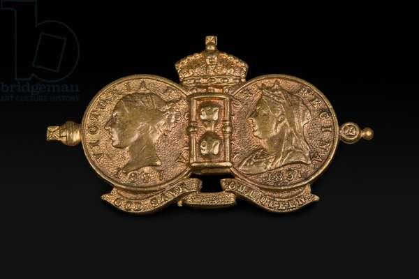 Queen Victoria Diamond Jubilee brooch, 1897