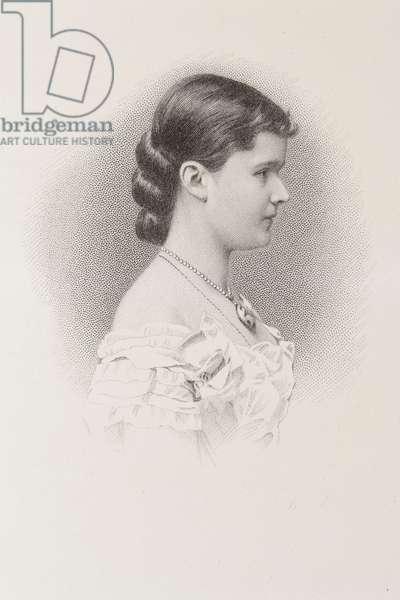 Princess Helena of Waldeck and Pyrmont, 1882