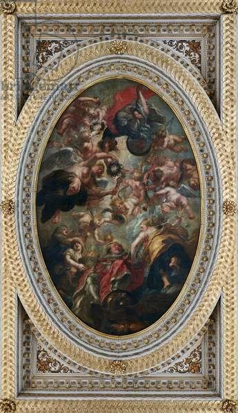The Rubens ceiling