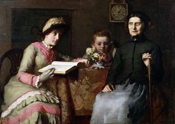 Blind Mary, 1881