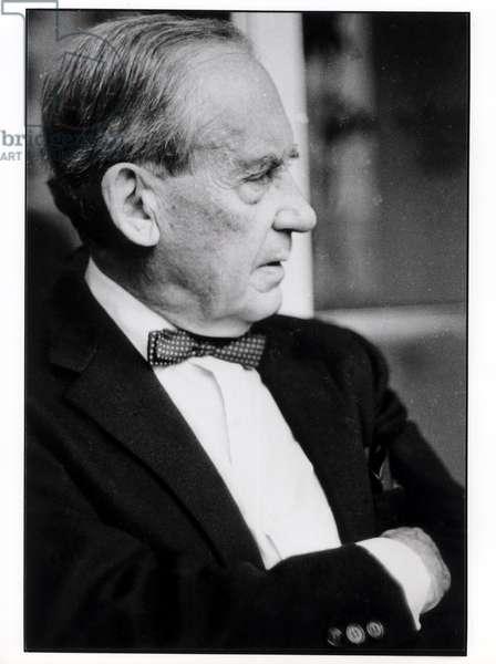 Walter Gropius (1883-1969) (photo)